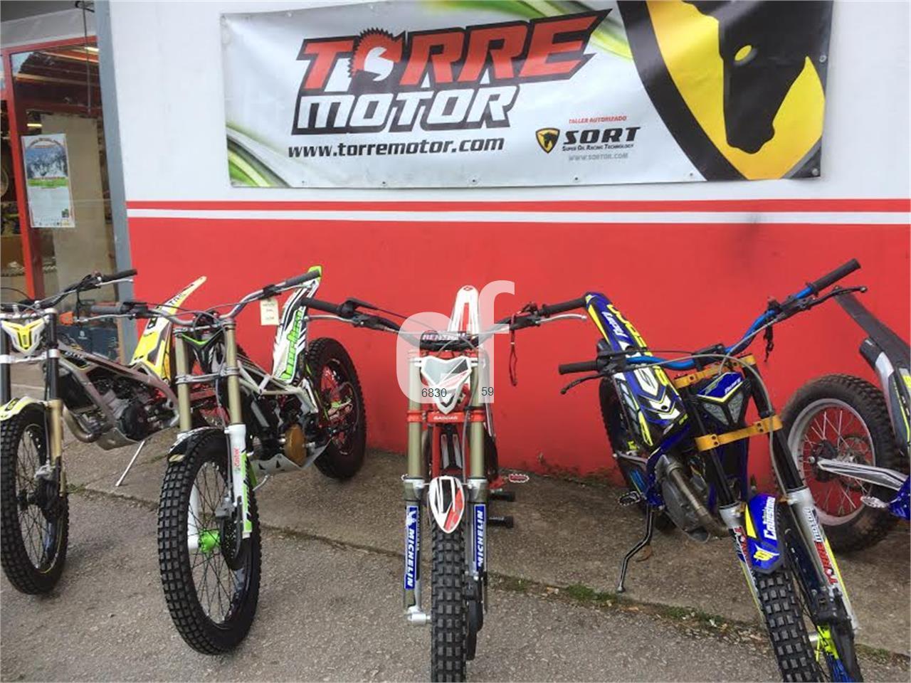 TRS MOTORCYCLES One de venta