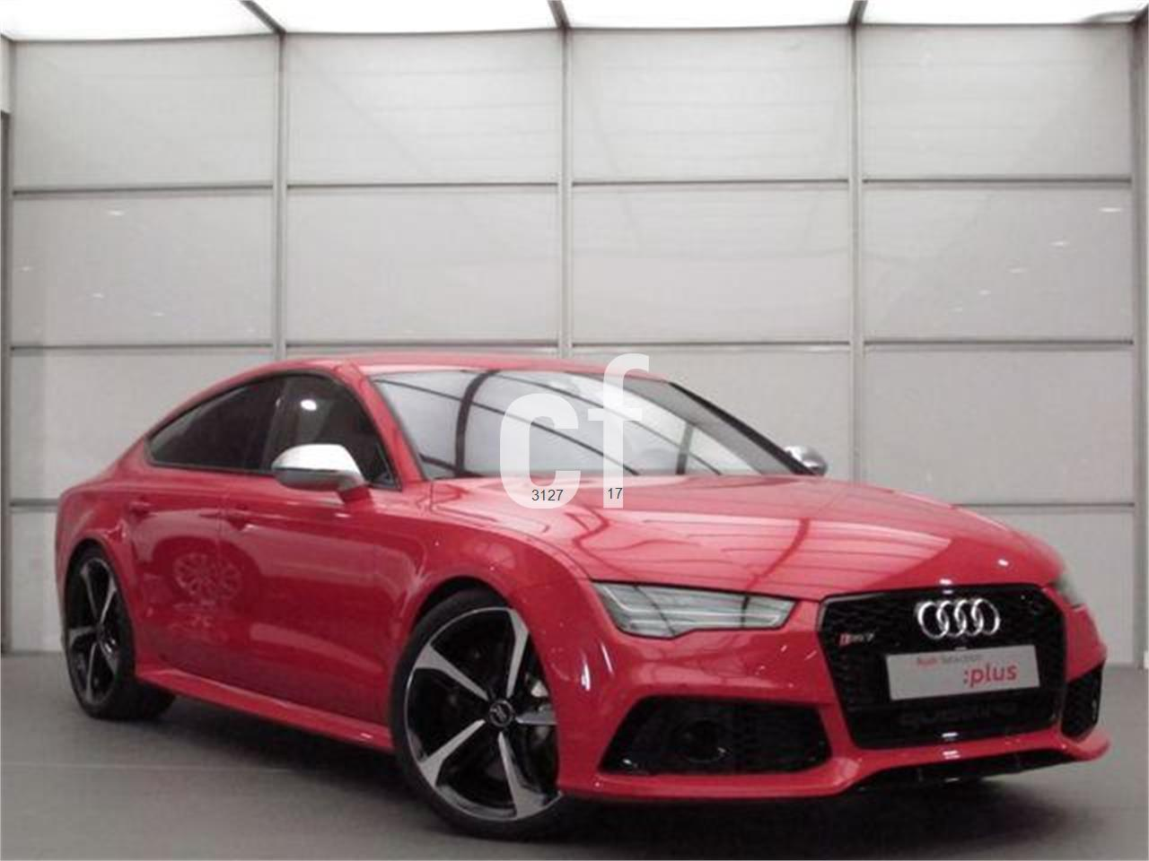 used audi rs7 cars spain. Black Bedroom Furniture Sets. Home Design Ideas