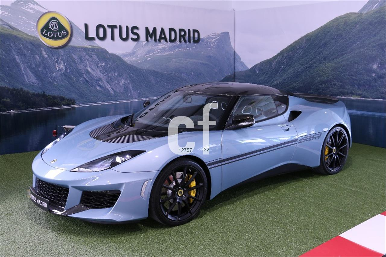 LOTUS Evora 410 Sport de venta de venta por 128000