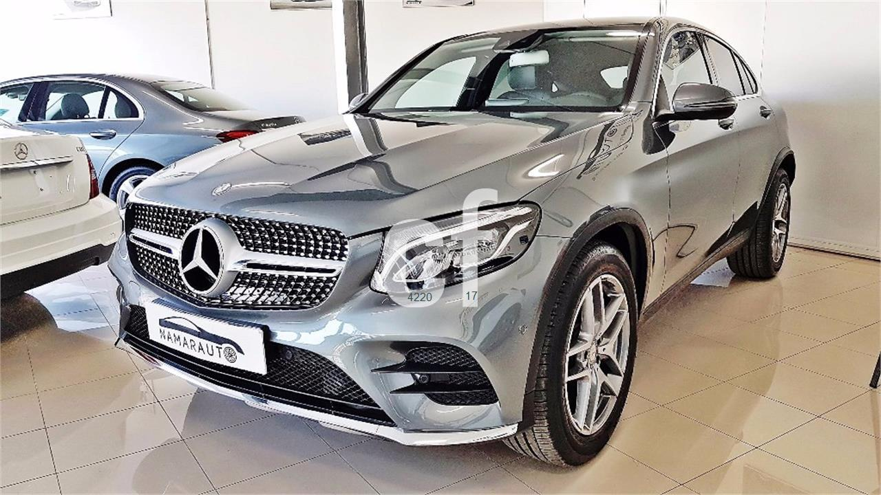 Used cars marbella spain for Used mercedes benz glc class