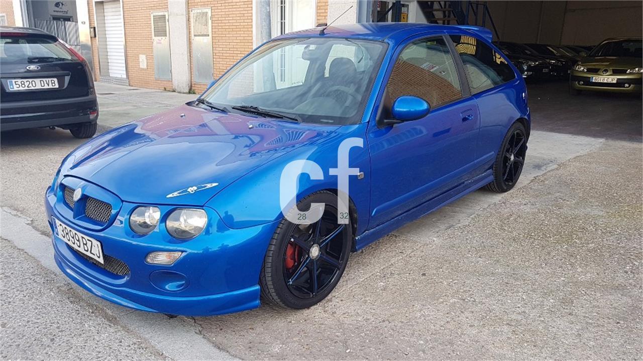 MG ZR de venta