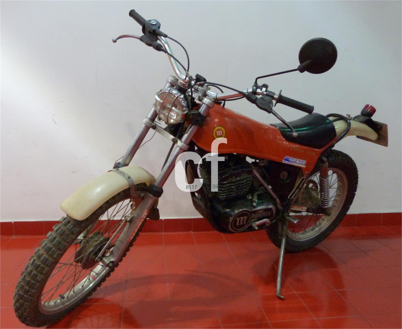 MONTESA Cota 348 de venta