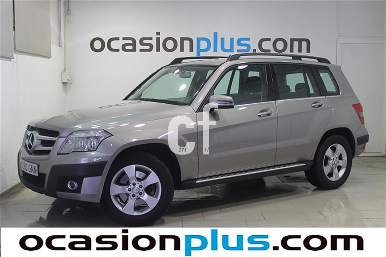 Used mercedes benz glk class cars spain for Mercedes benz glk 2009 used