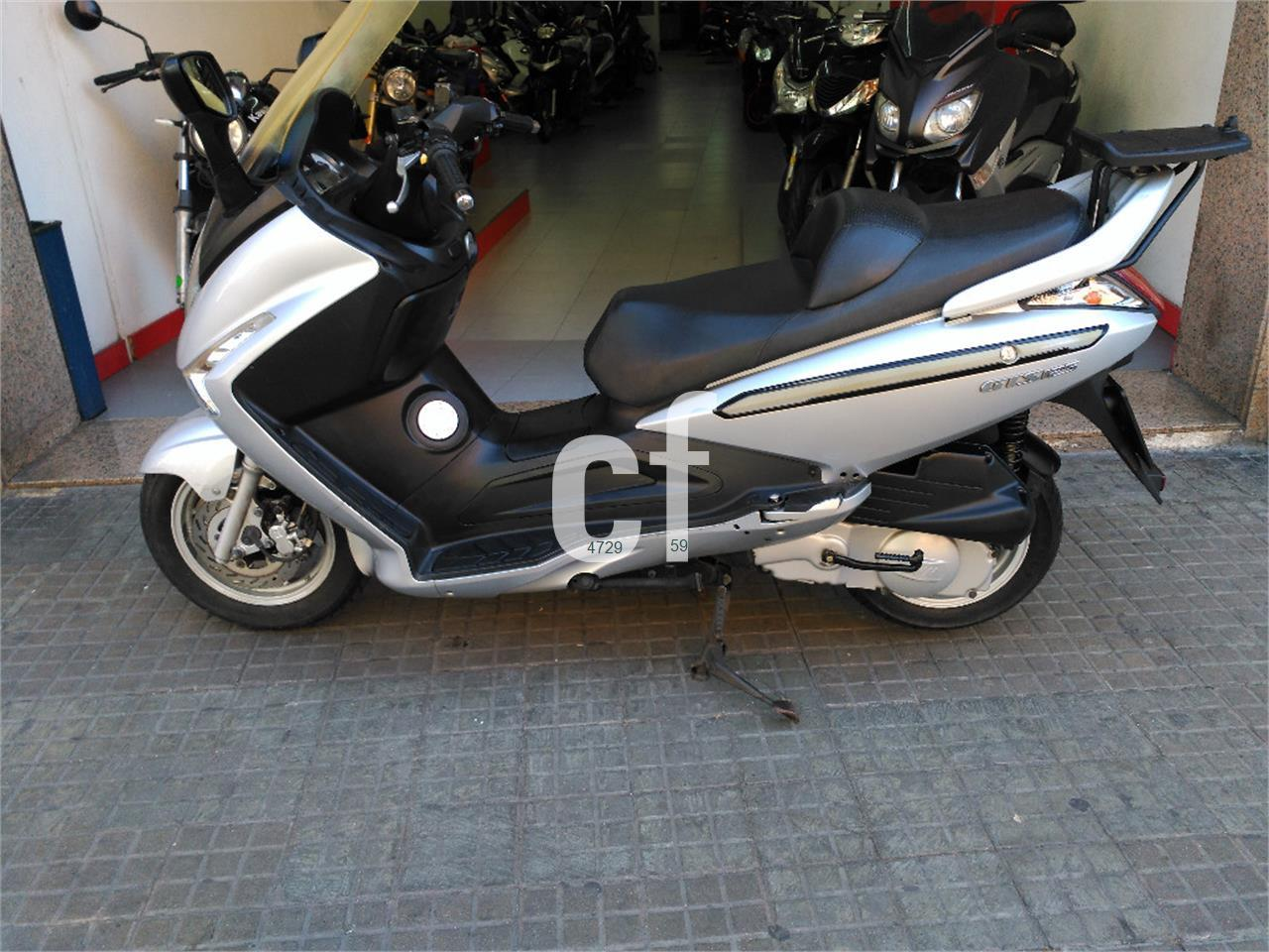 SYM GTS 125 de venta