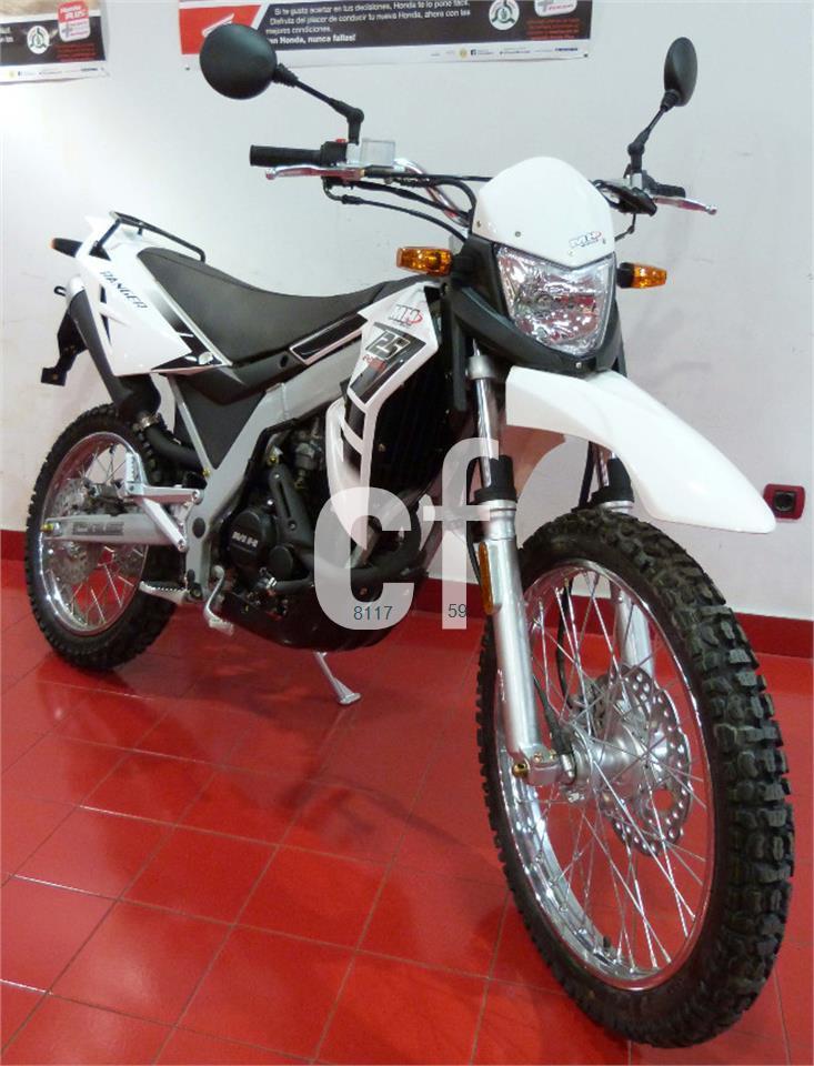 MOTOR HISPANIA Ranger 125 LC de venta