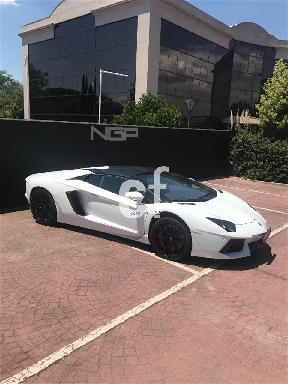 LAMBORGHINI Aventador de venta de venta por 395000
