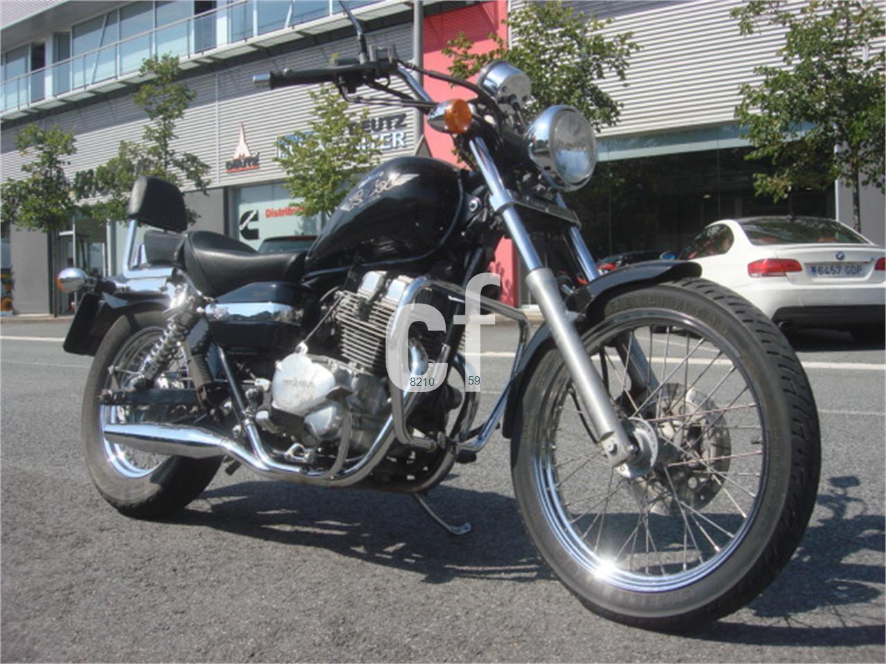 HONDA CMX Rebel 250 de venta