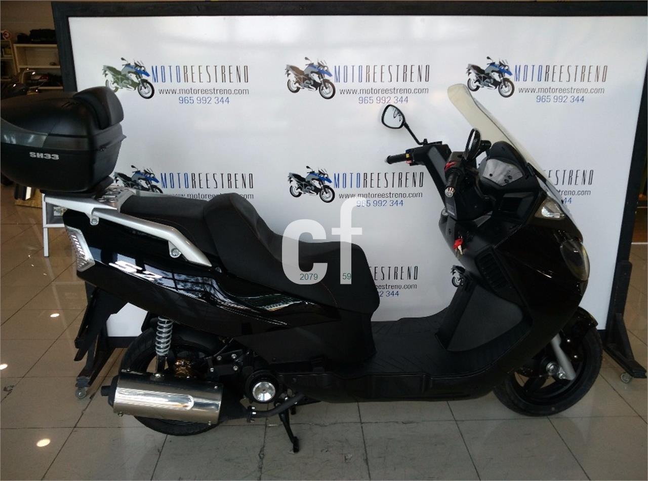 DAELIM S2 125 FI de venta