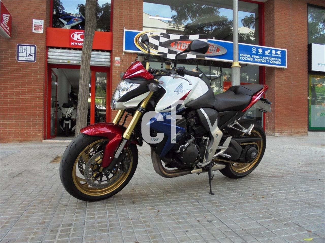 HONDA CB 1000R ABS Tricolor/Mat Cynos/Gris de venta