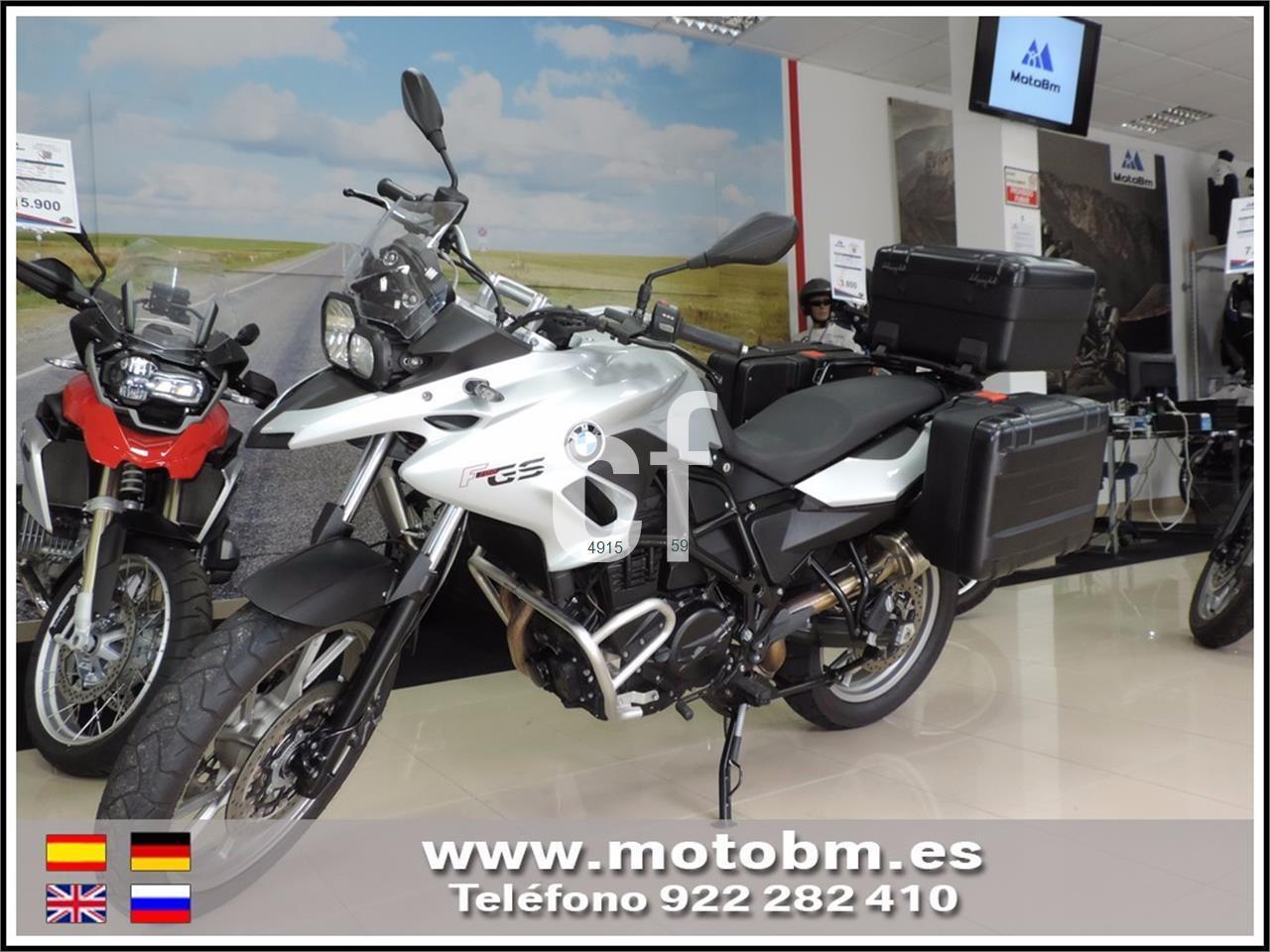 BMW F 700 GS de venta