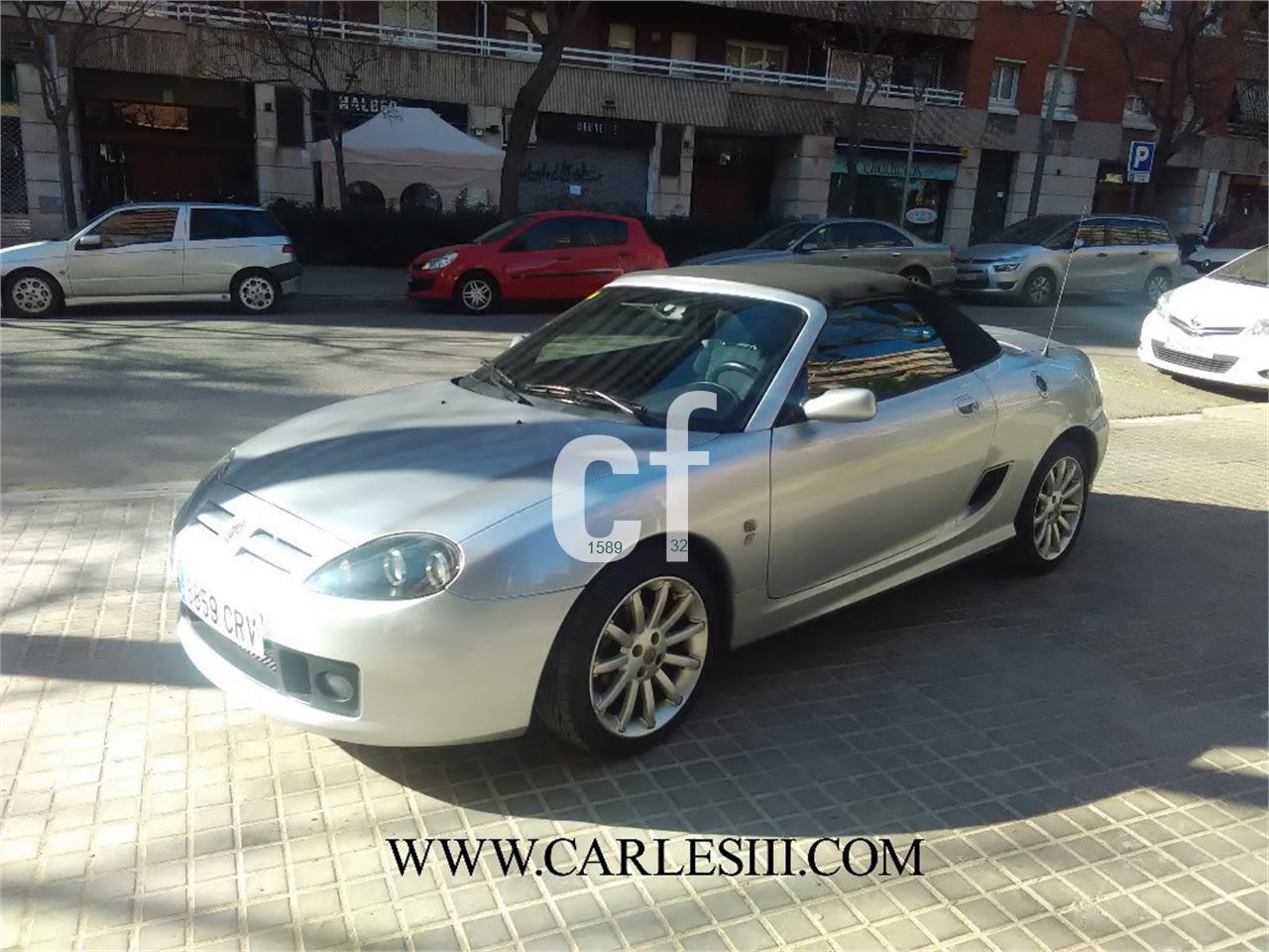 MG TF de venta de venta por 3990