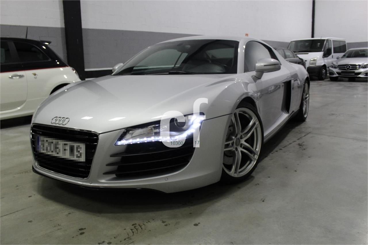 used audi r8 cars spain. Black Bedroom Furniture Sets. Home Design Ideas