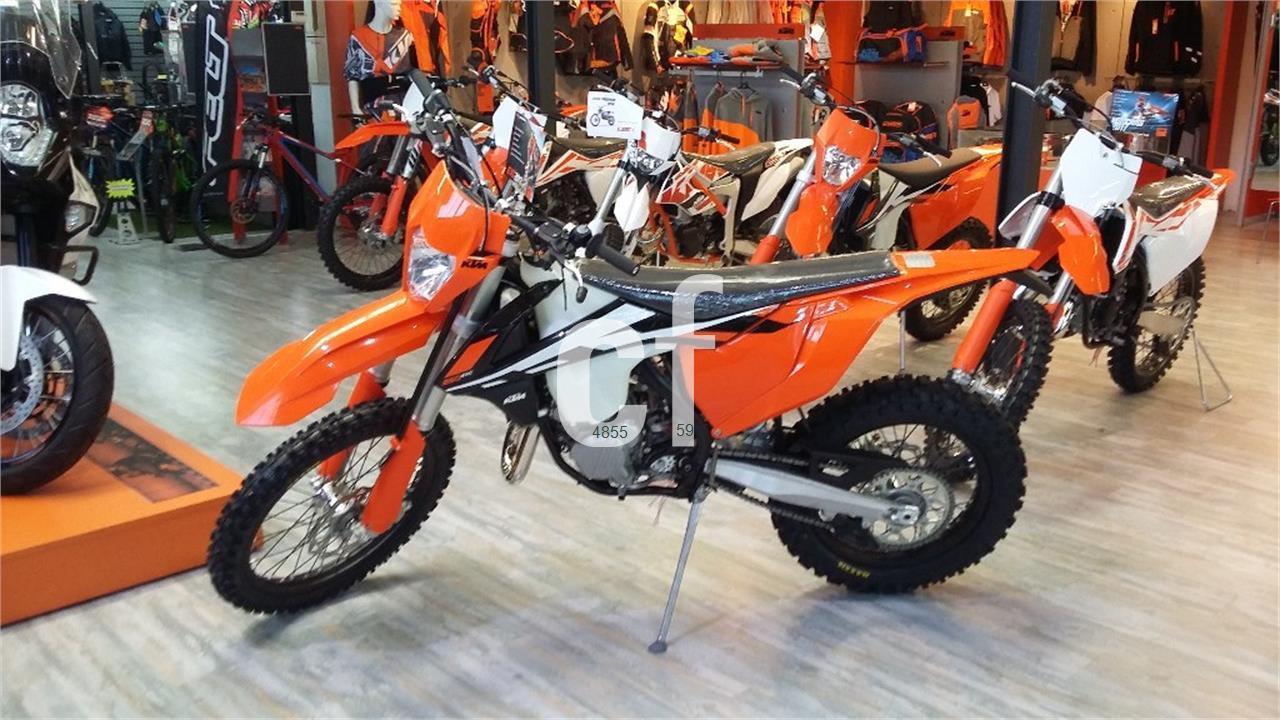 KTM EXC 250 de venta