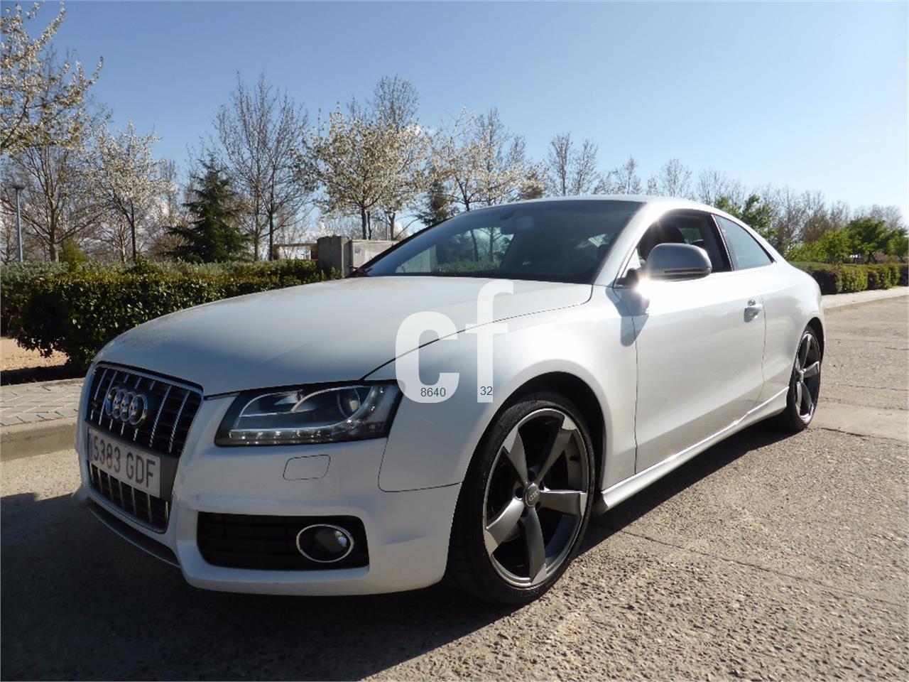 Audi A5 De Segunda Mano Del 2009 259341 Km