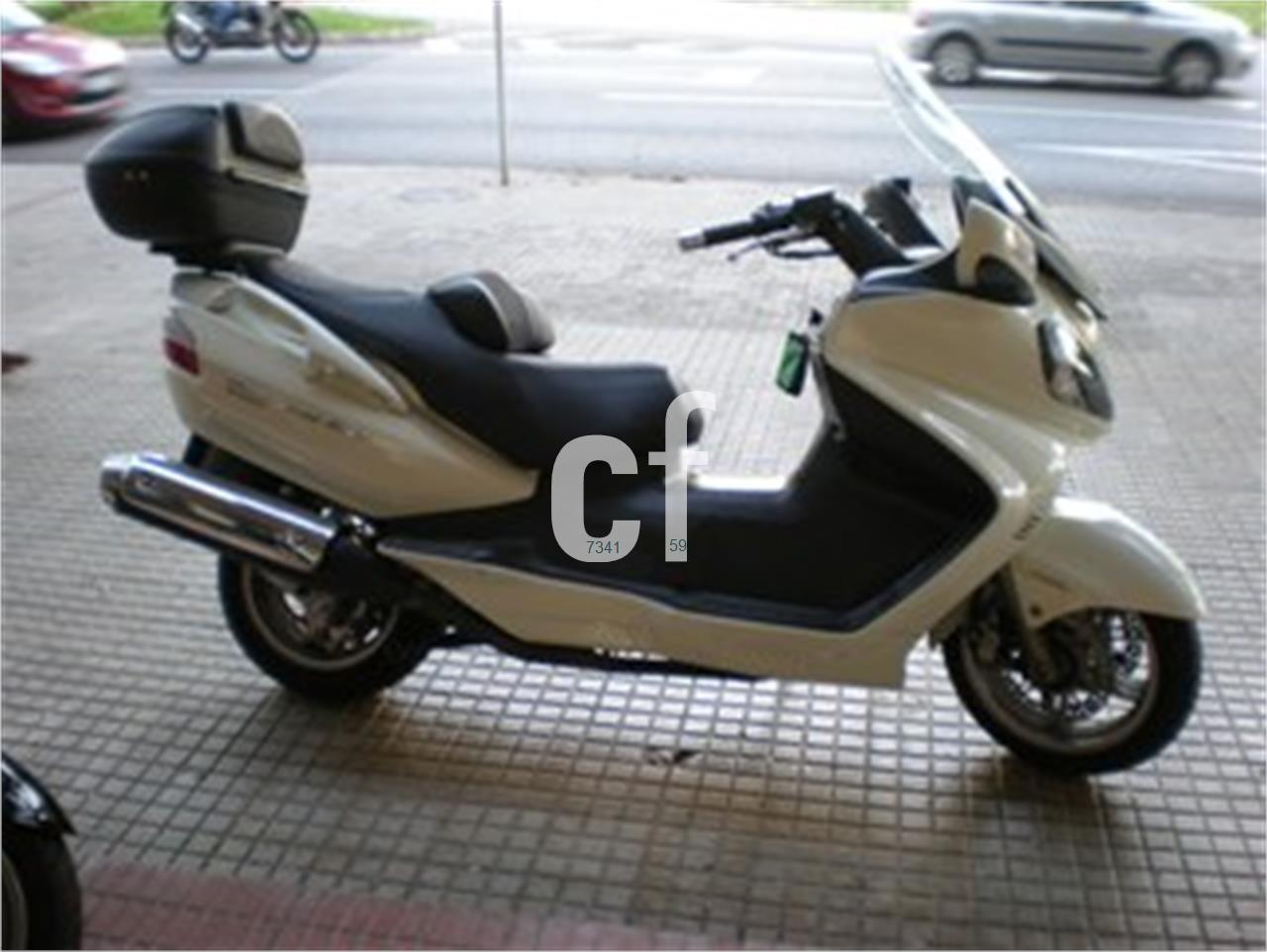 SUZUKI BURGMAN 650 Executive de venta