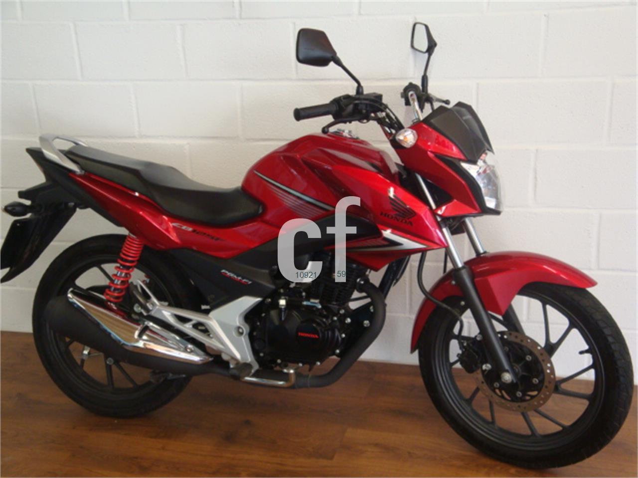 HONDA CB 125 de venta