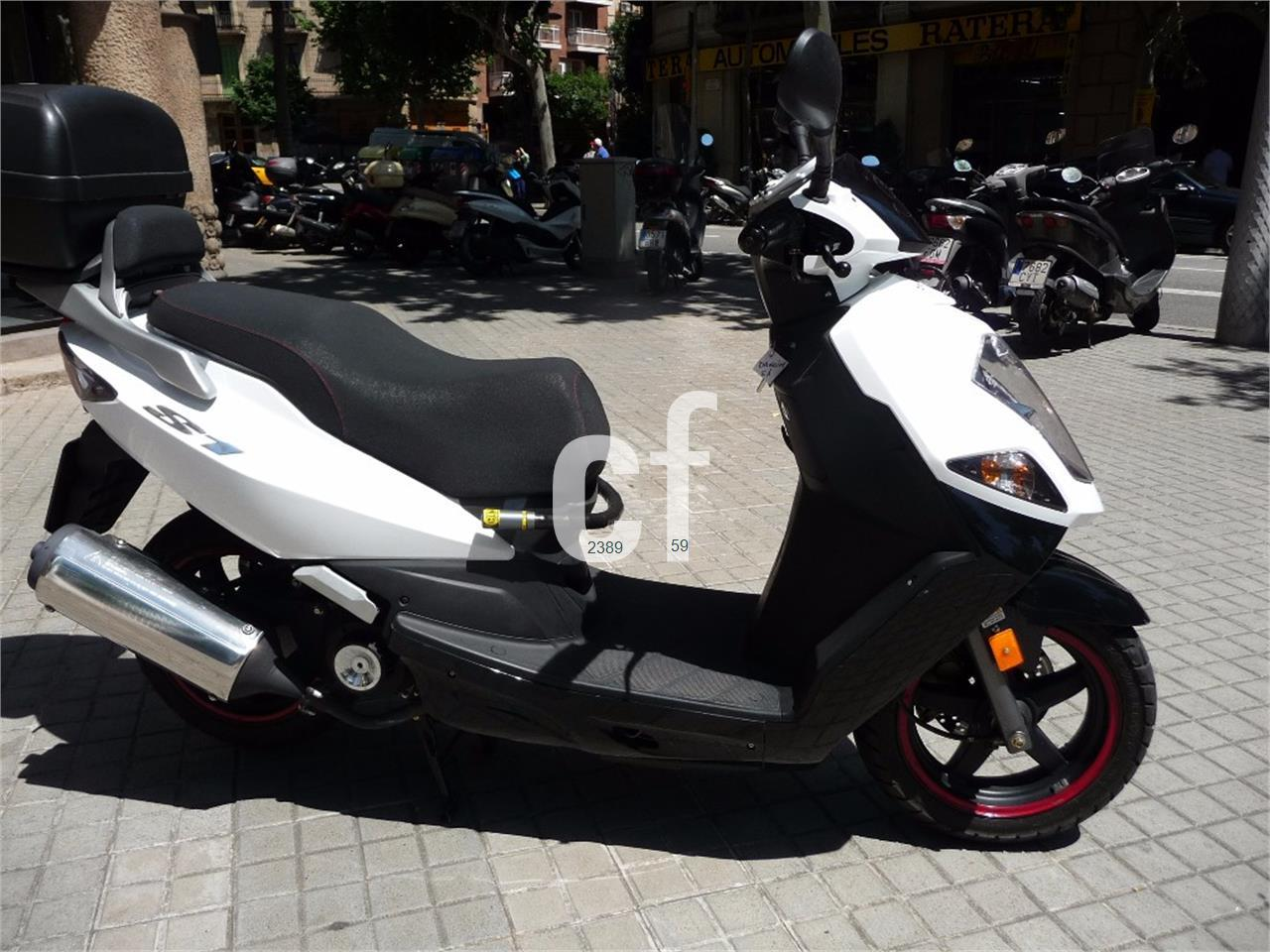 DAELIM S1 125 FI de venta