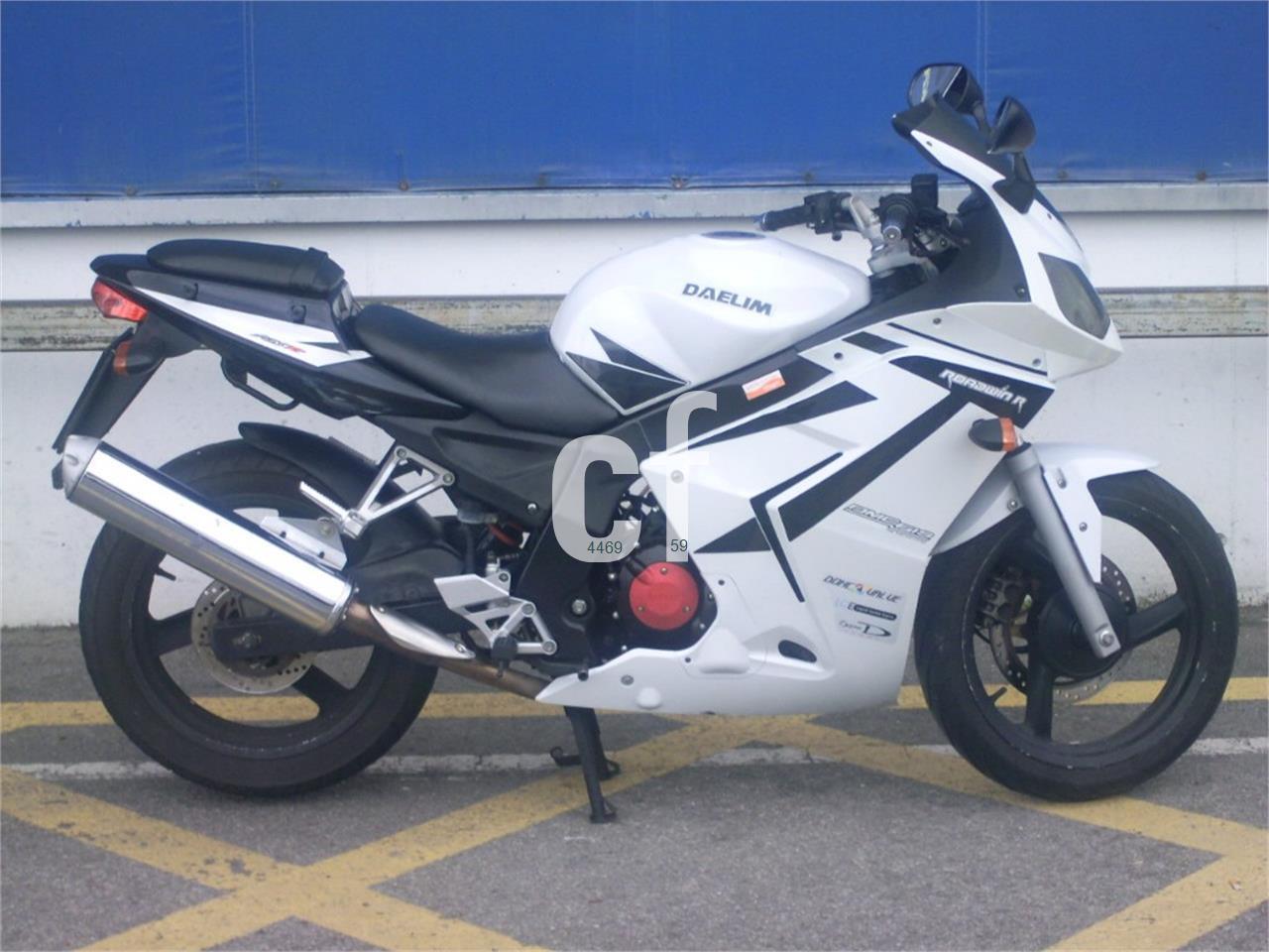 DAELIM Roadwin 125R Fi de venta