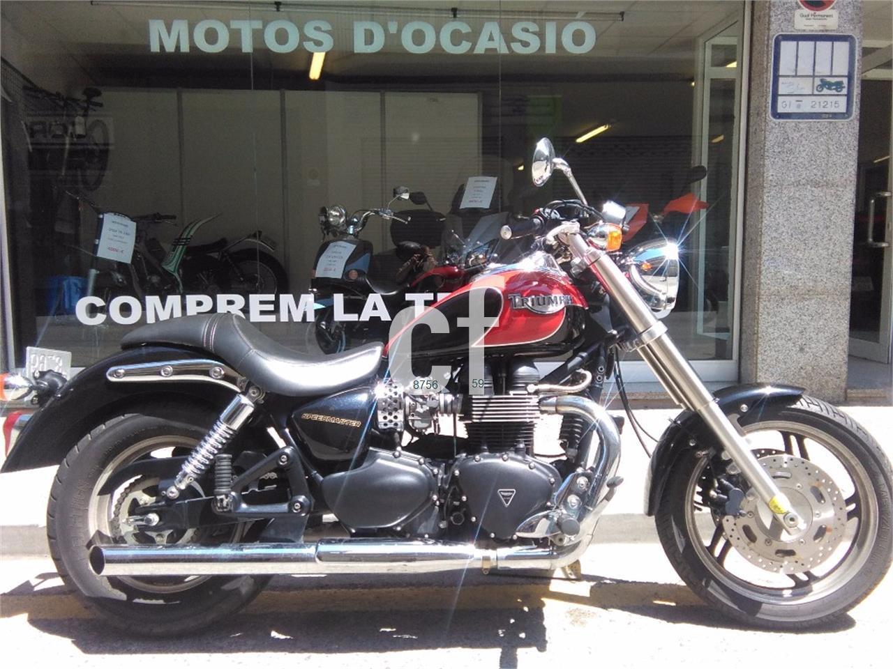 TRIUMPH Speedmaster 900 2-Tone de venta