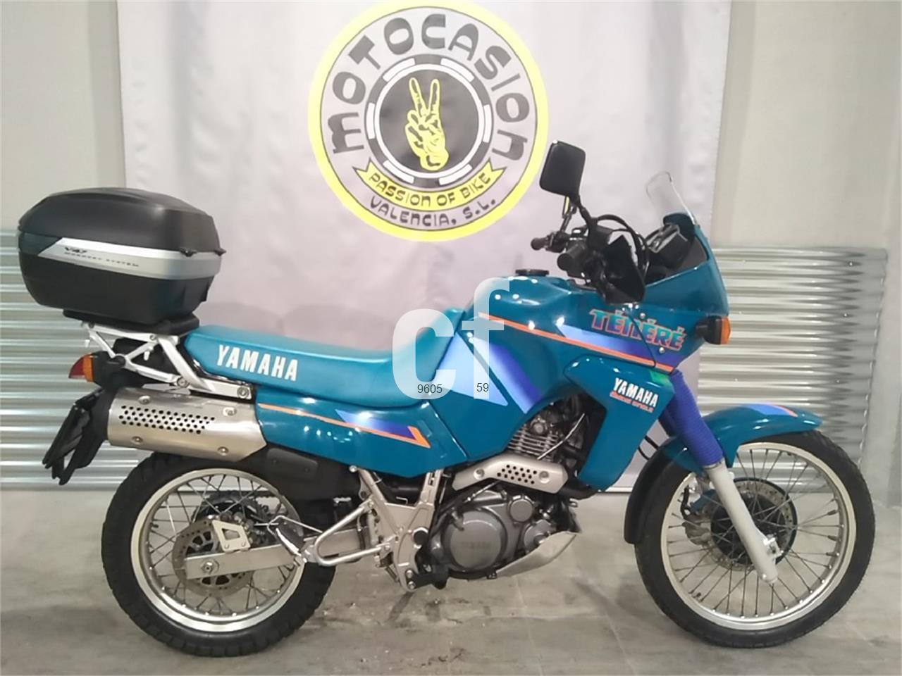 YAMAHA XT 660 Z TENERE