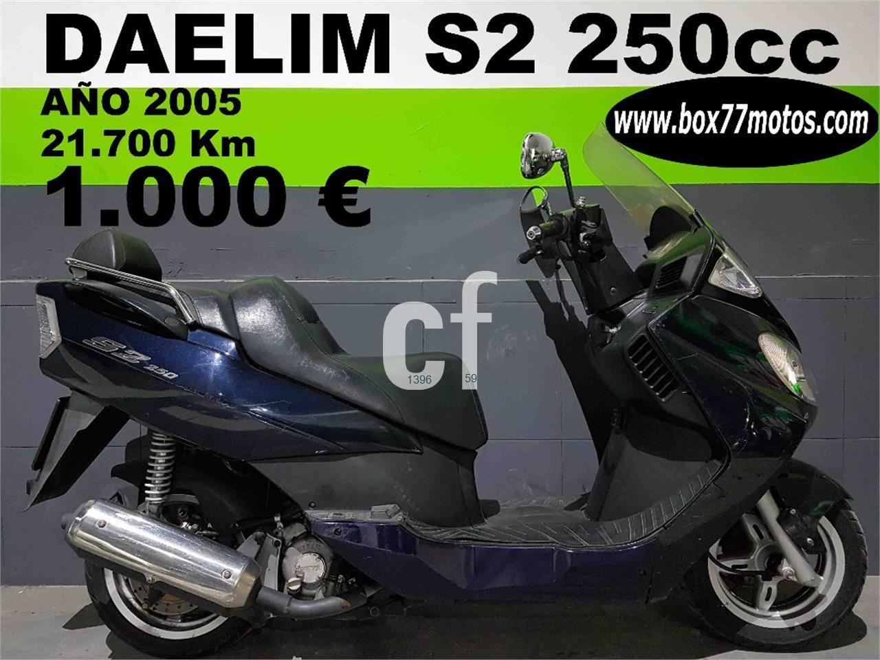 DAELIM S2 250 de venta