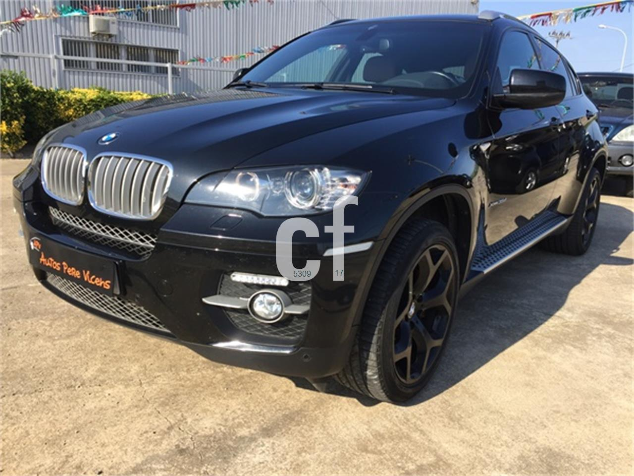 Used Bmw X6 Cars Spain