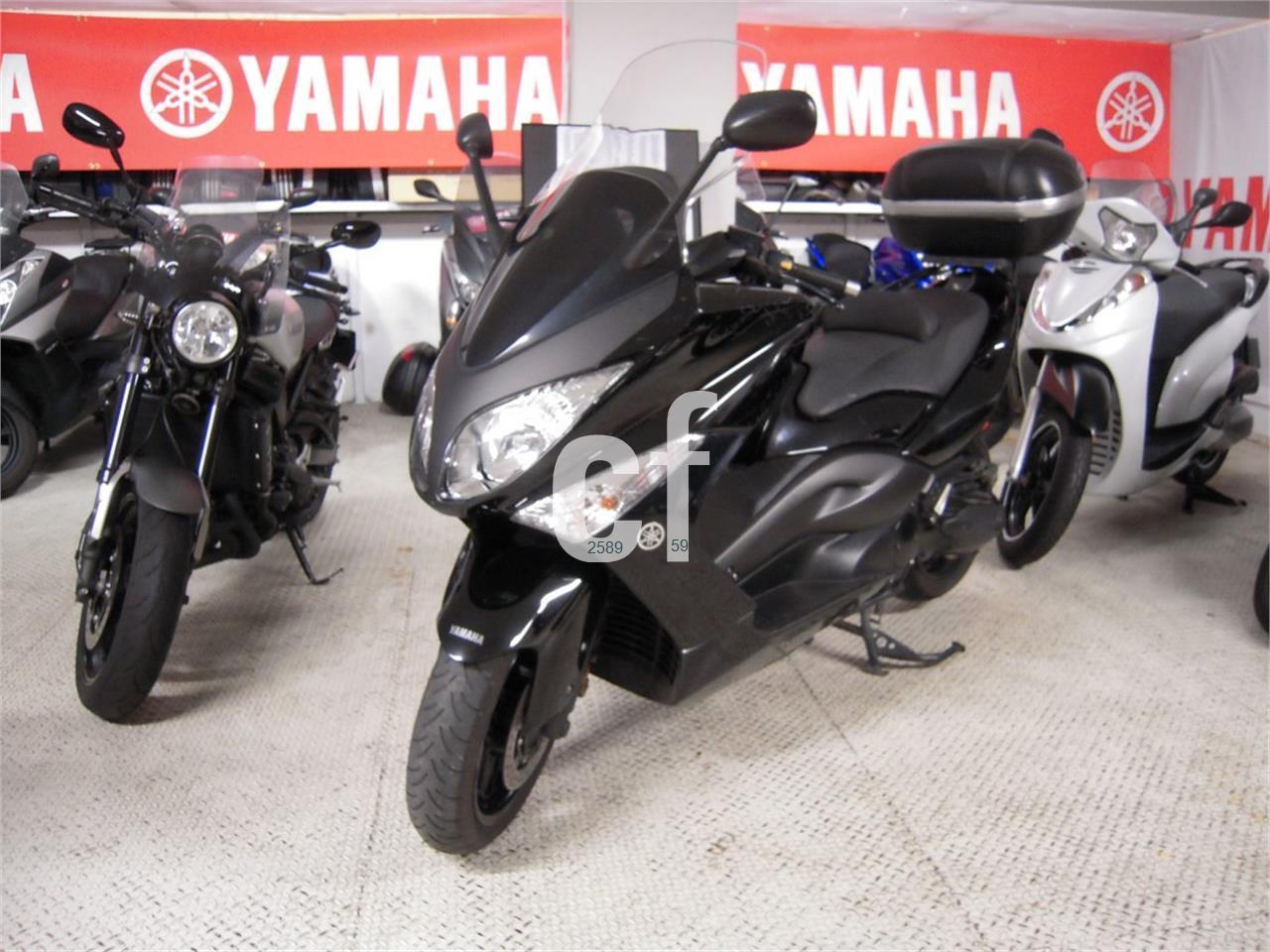 YAMAHA T-MAX 500 ABS