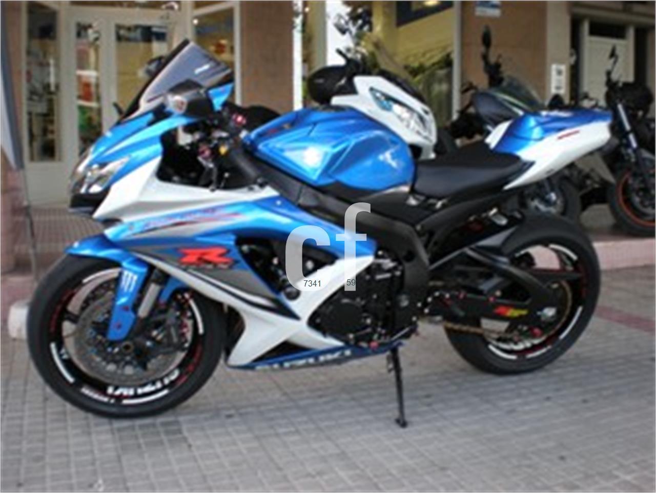 SUZUKI GSX R750 de venta