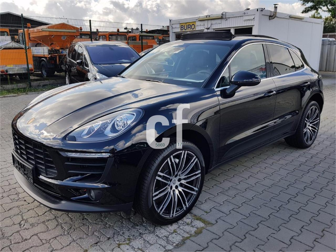 voitures porsche macan occasion espagne. Black Bedroom Furniture Sets. Home Design Ideas