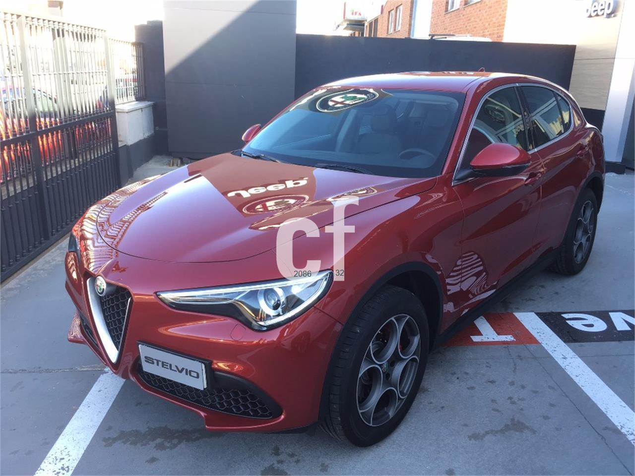 ALFA ROMEO Stelvio de venta de venta por 46990