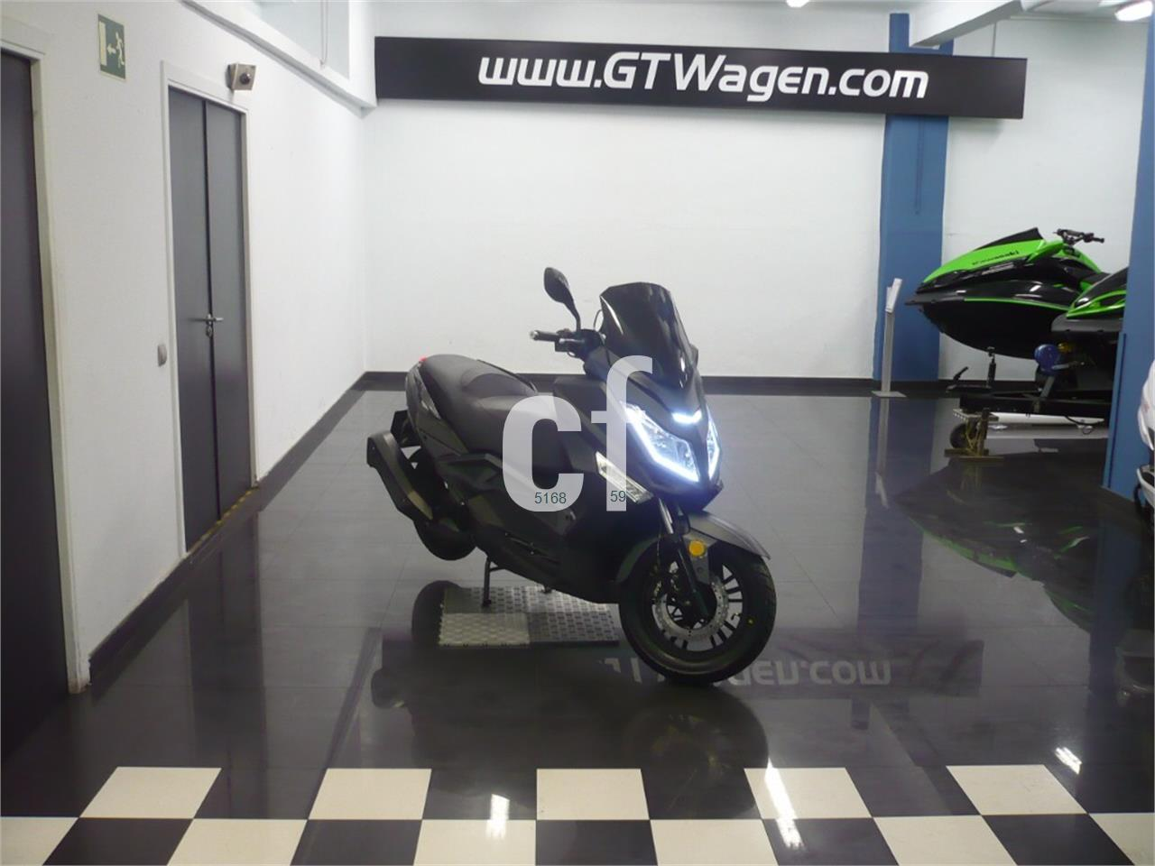 GOES G 125 GT
