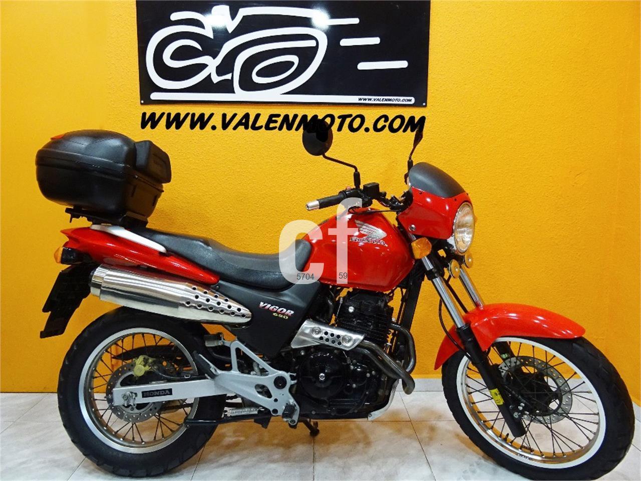 HONDA Vigor FX 650 de venta