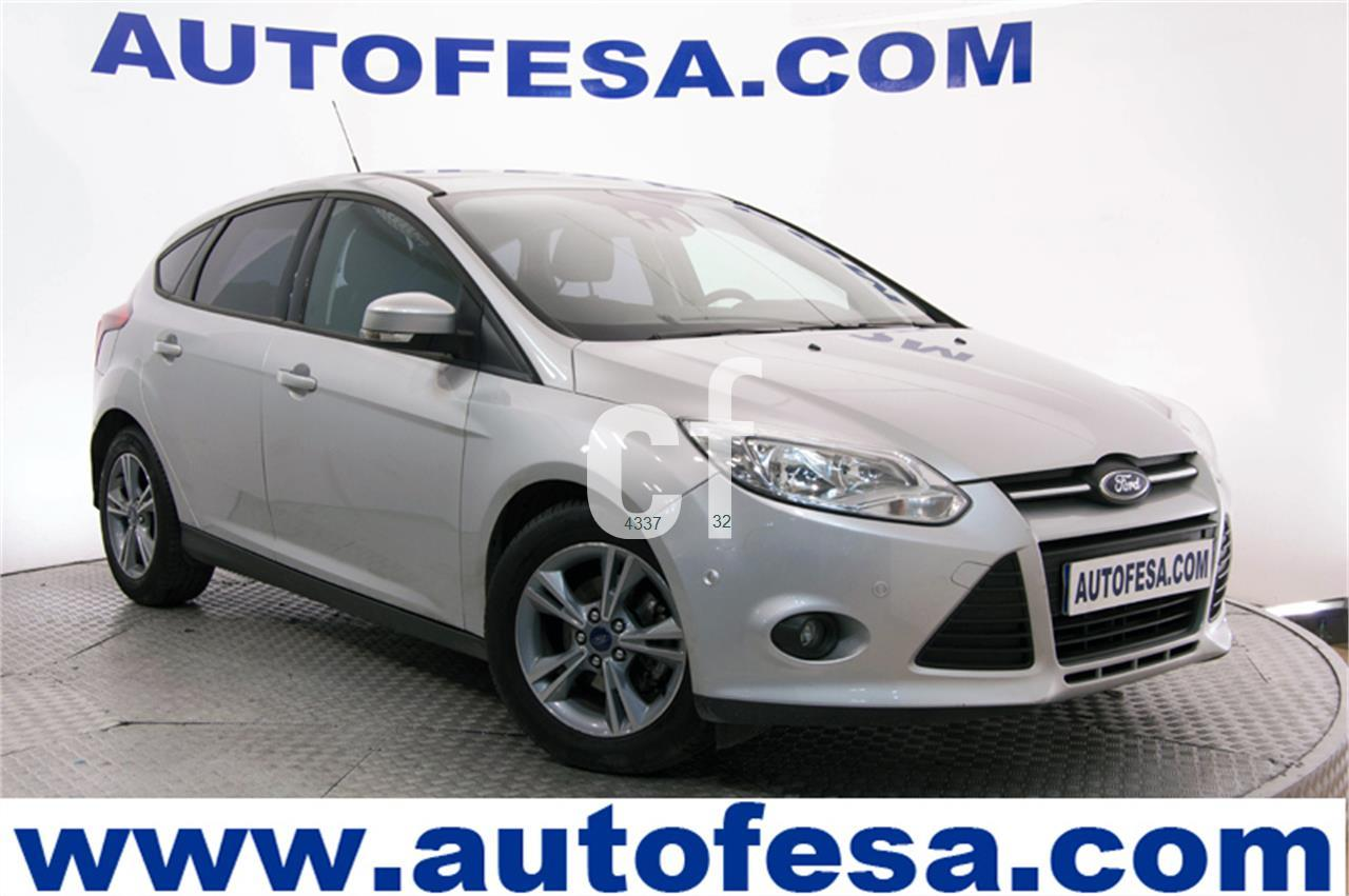 Ford Focus Berlina 2014 >> FORD Focus de segunda mano del 2014. 43600 km