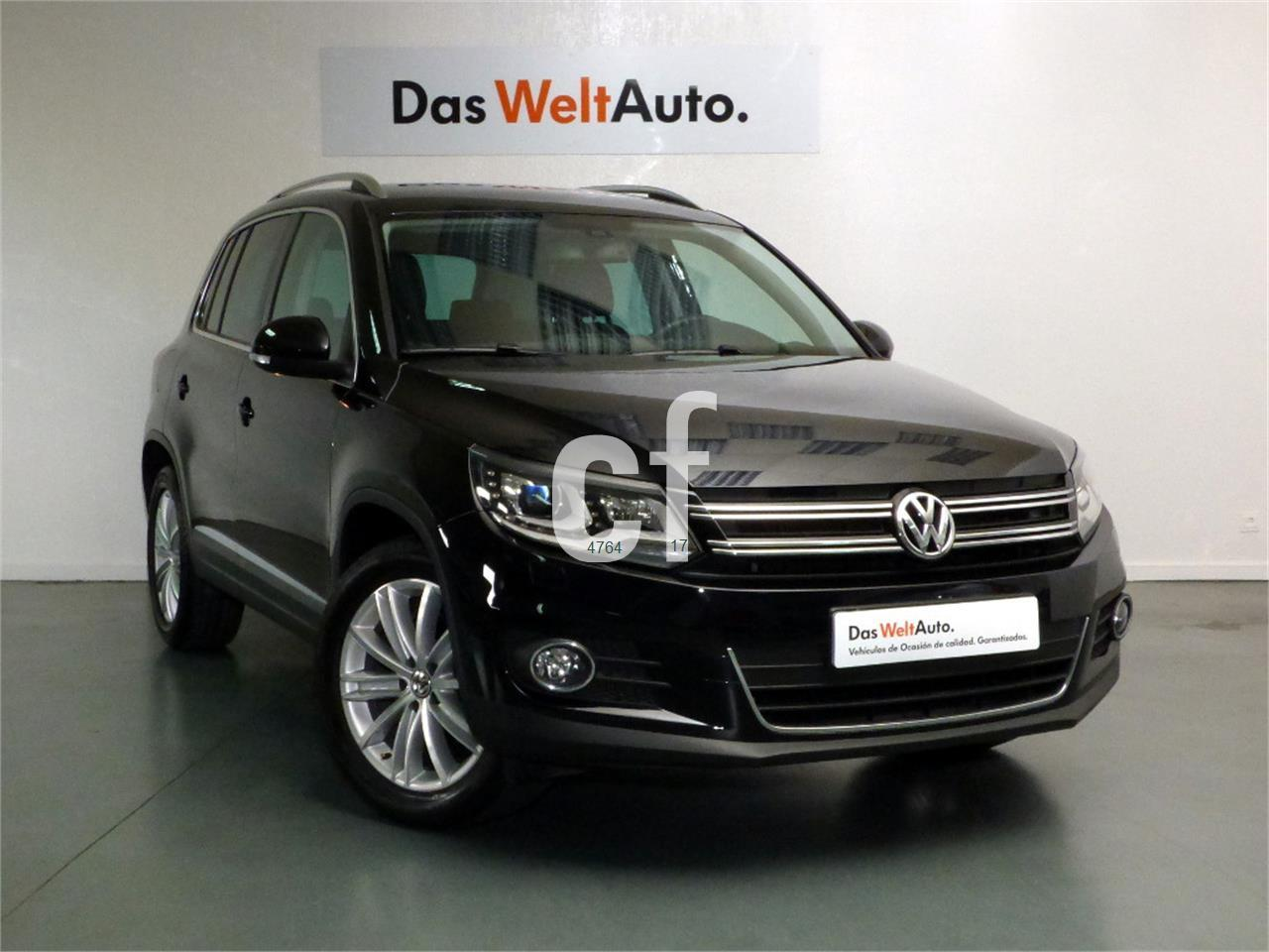 voitures volkswagen tiguan occasion sevilla espagne. Black Bedroom Furniture Sets. Home Design Ideas