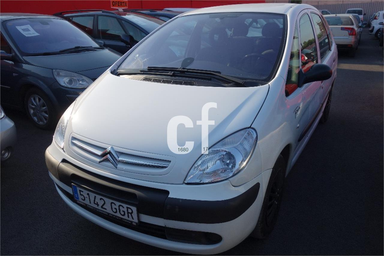 used citroen xsara picasso cars valencia spain. Black Bedroom Furniture Sets. Home Design Ideas