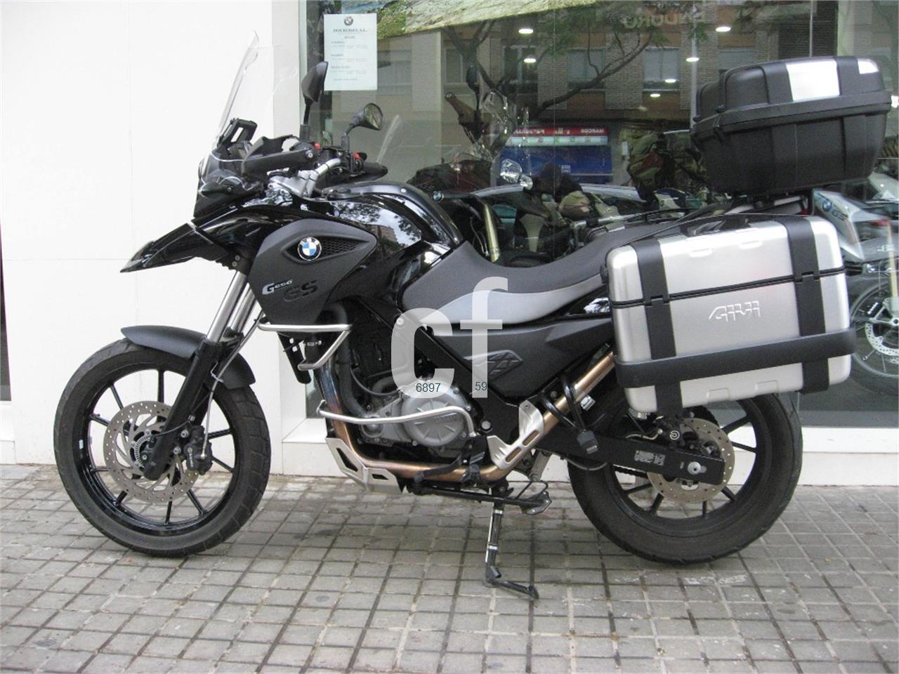 BMW G 650 GS de venta