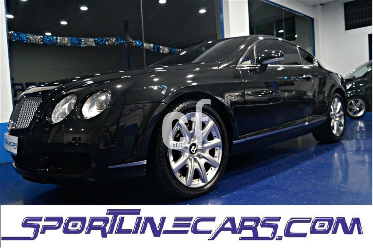 BENTLEY Continental GT de venta de venta por 47500