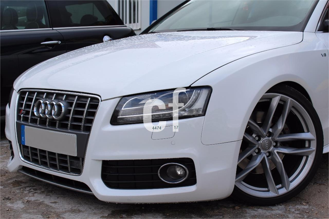 Voitures Audi S5 Occasion Espagne
