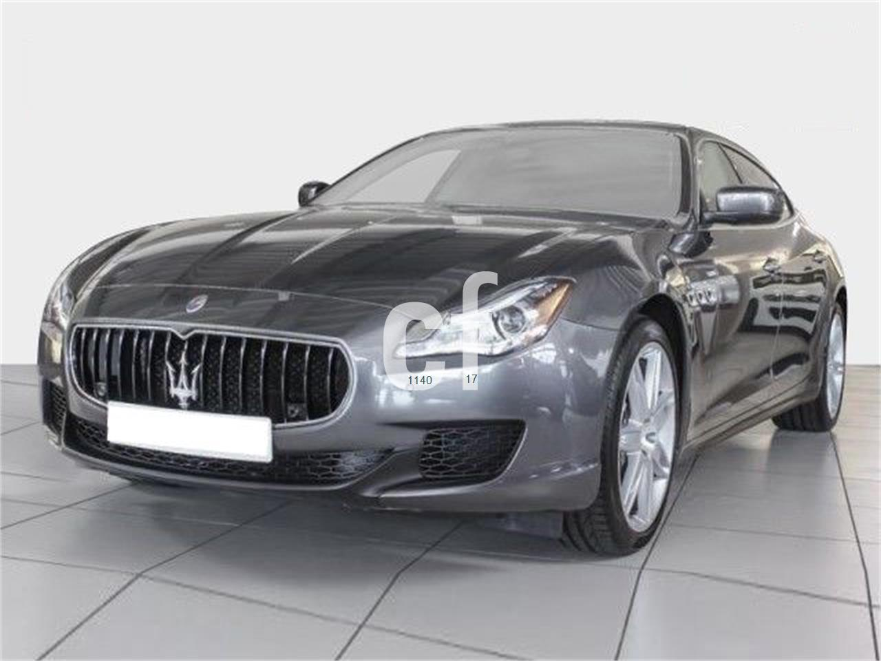 voitures maserati quattroporte occasion espagne. Black Bedroom Furniture Sets. Home Design Ideas