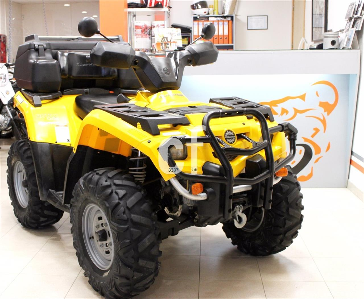 CAN-AM OUTLANDER 400 4X4