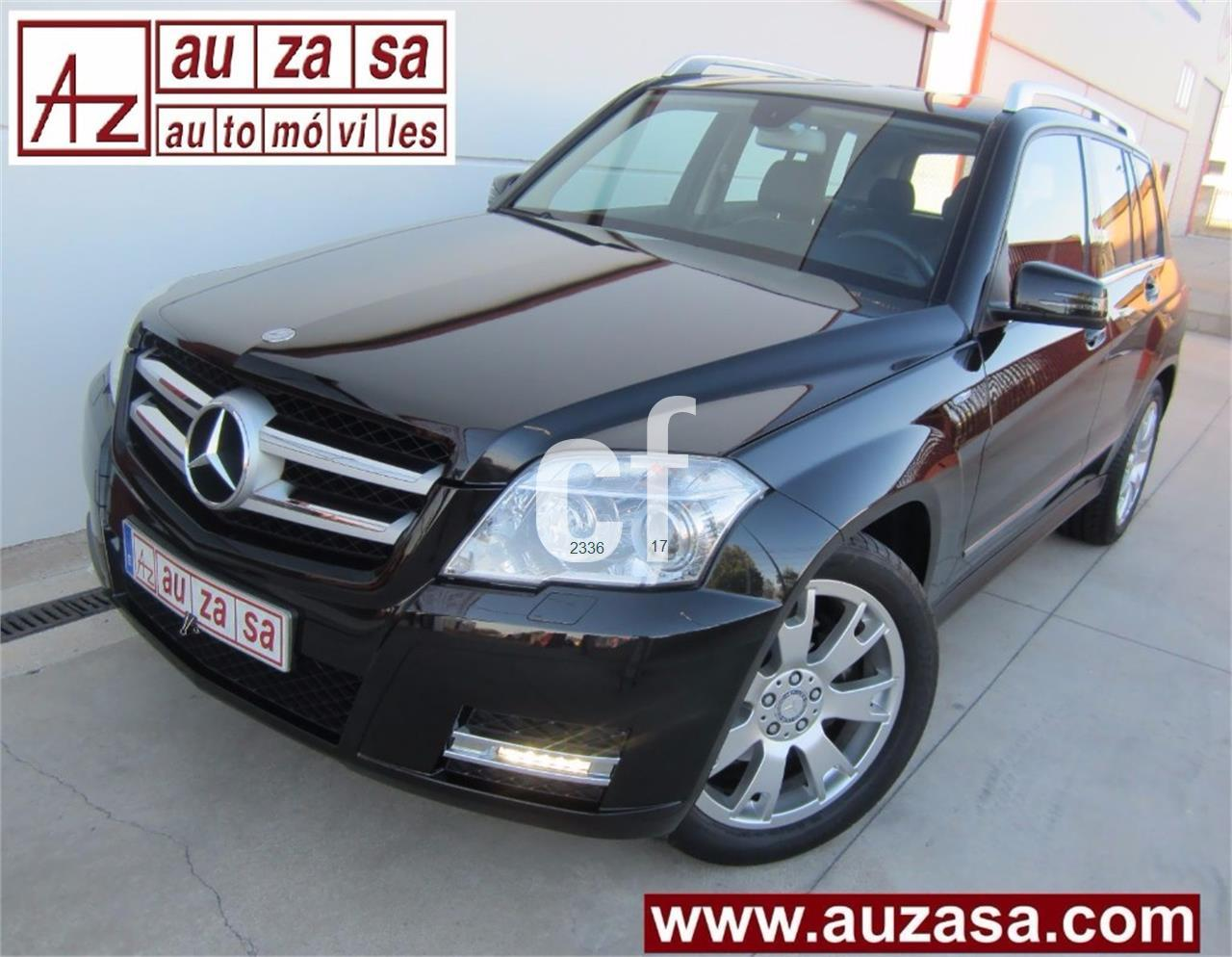 Used mercedes benz glk class cars spain for Mercedes benz espana
