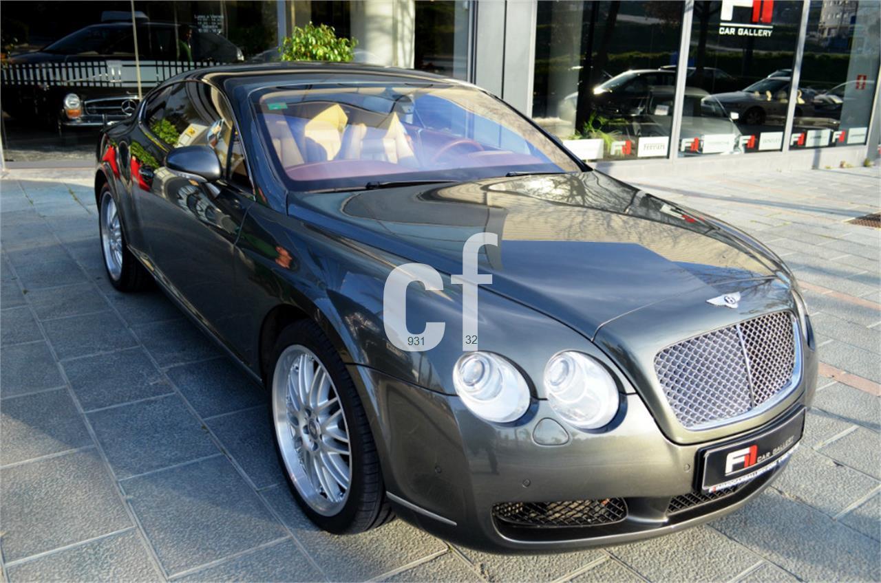 BENTLEY Continental GT de venta de venta por 58900