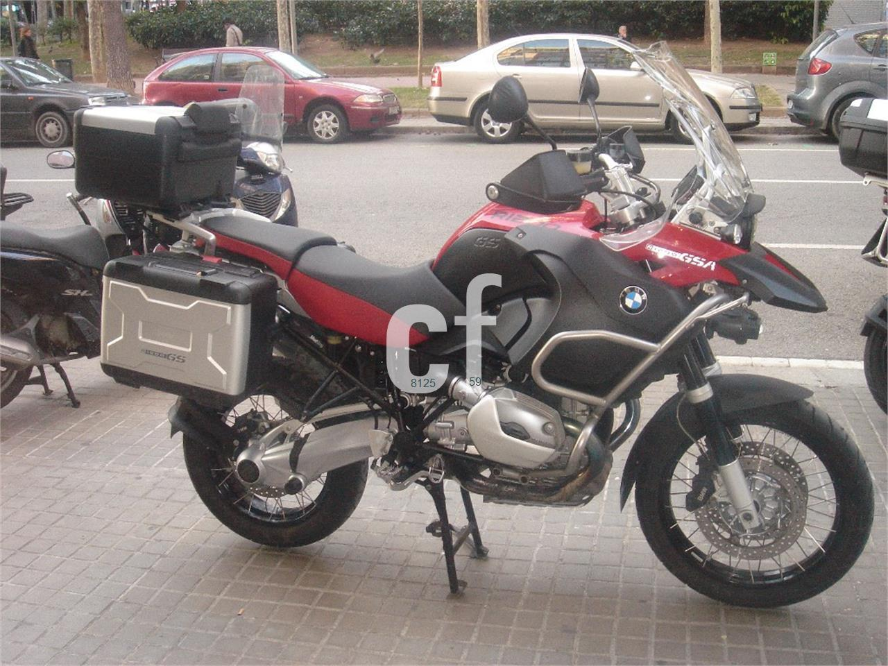 bmw r 1200 gs 105cv de moto segunda mano en barcelona 85000 km. Black Bedroom Furniture Sets. Home Design Ideas