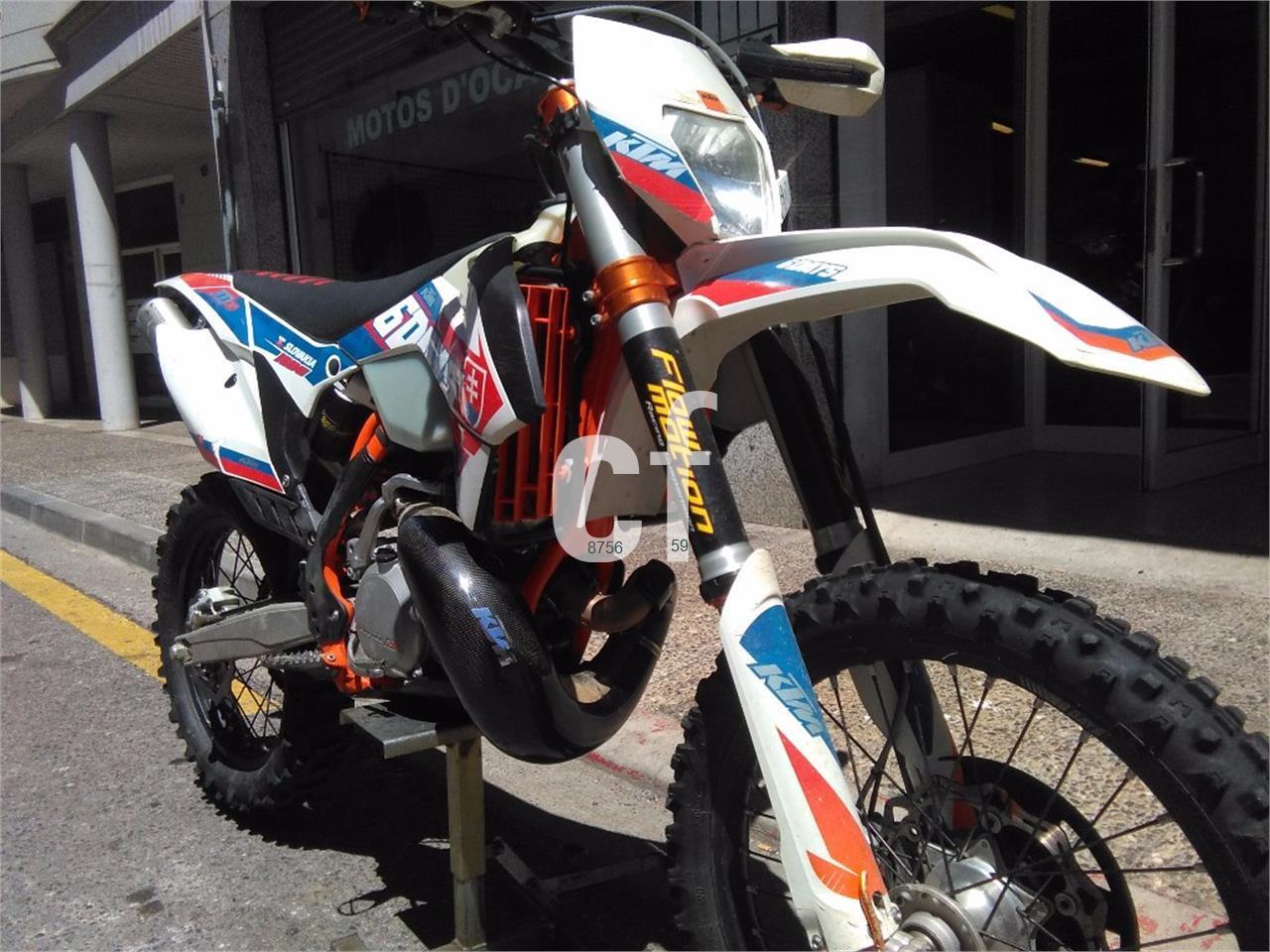 KTM EXC 300 SIX DAYS de venta