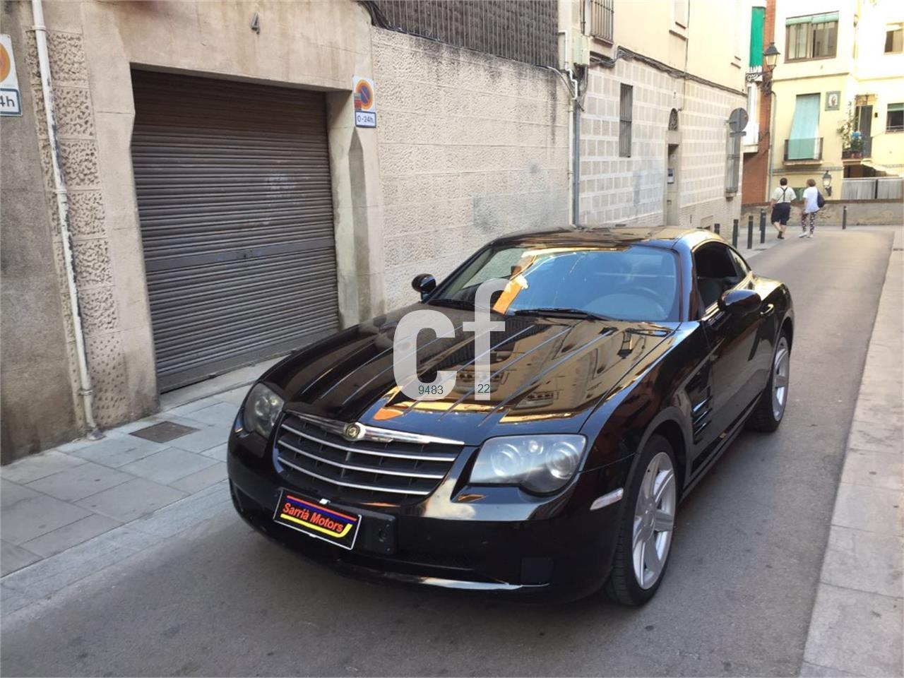 CHRYSLER Crossfire - 3.2 Limited