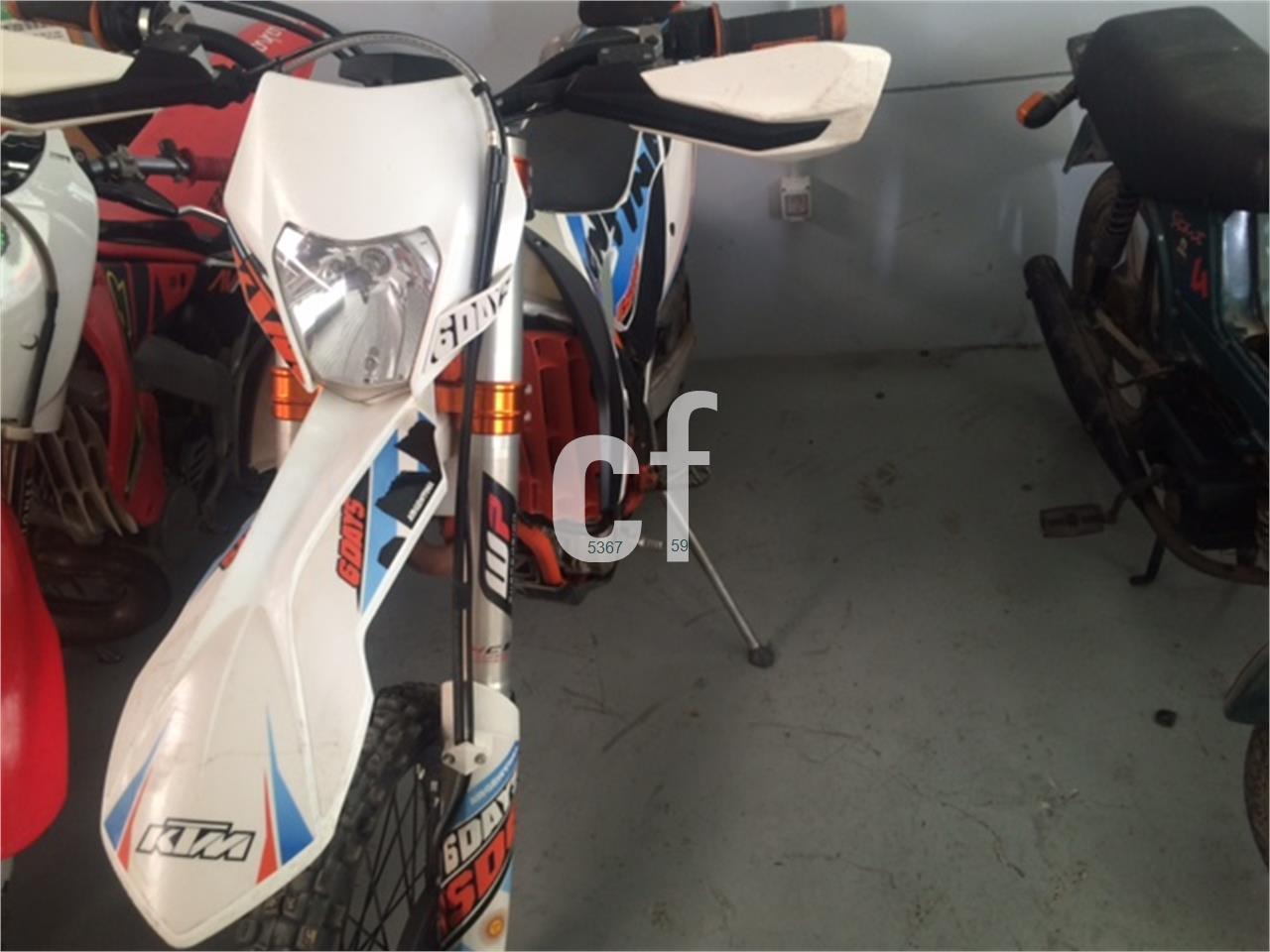KTM 350 EXC-F Six Days de venta