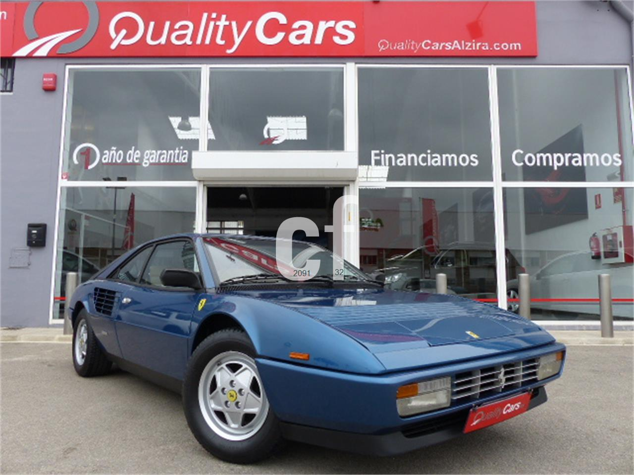 ferrari mondial de segunda mano del 1986 85000 km. Black Bedroom Furniture Sets. Home Design Ideas