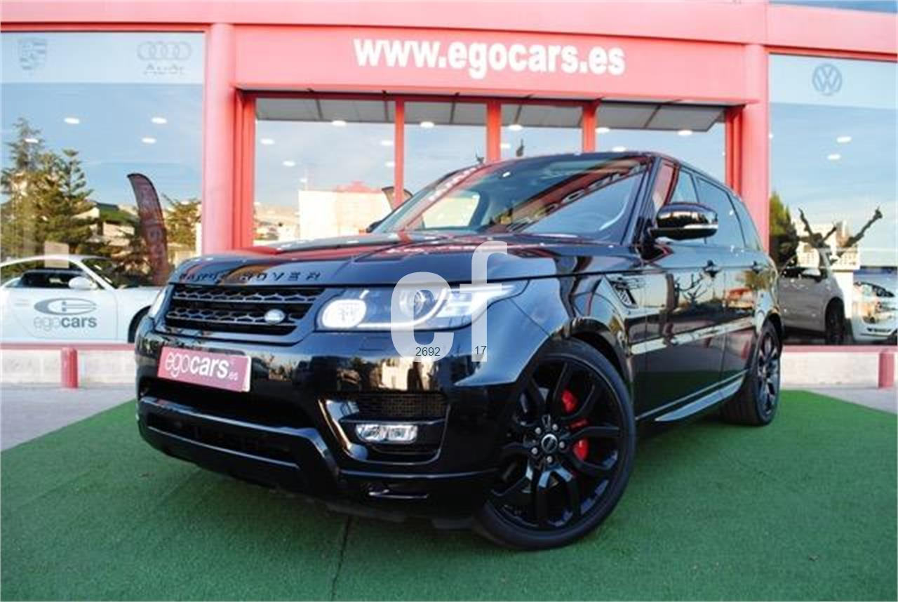 land rover range rover sport 2 occasion la centrale autos post. Black Bedroom Furniture Sets. Home Design Ideas