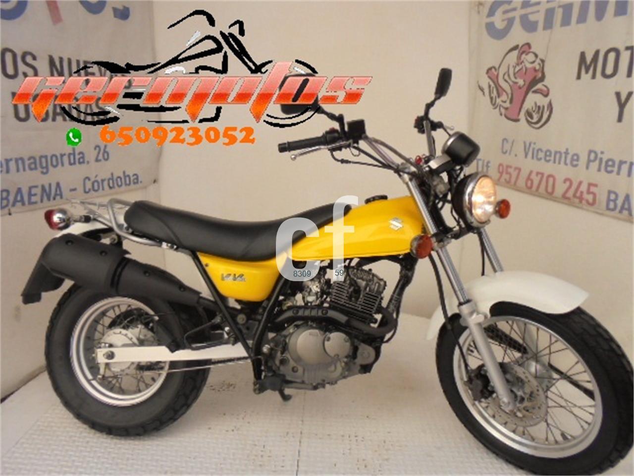 SUZUKI VanVan 125 de venta
