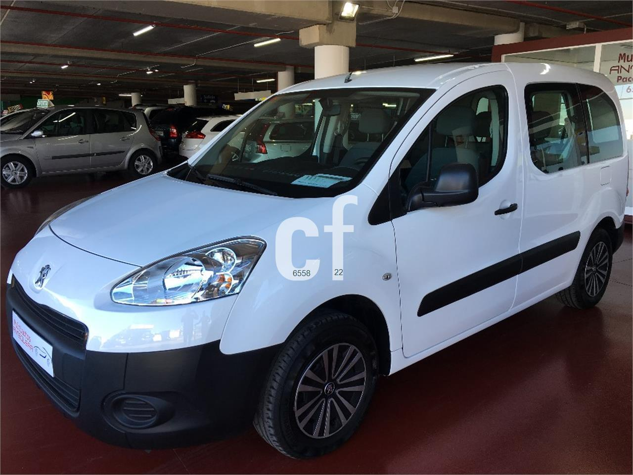 PEUGEOT Partner - Tepee Office 1.6 HDi 75cv